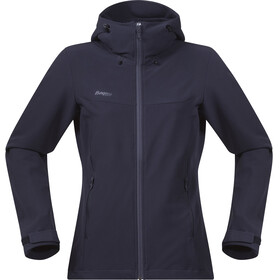 Bergans Ramberg Softshell Jacket Women Dark Navy/Night Blue